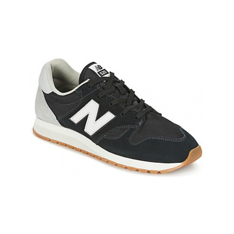 New Balance U520 men's Shoes (Trainers) in Black