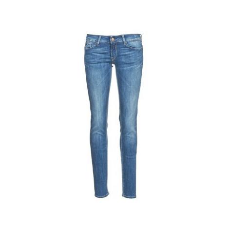 Le Temps des Cerises PULP women's Skinny Jeans in Blue