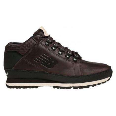 New Balance H754LLB brown - Men's winter shoes
