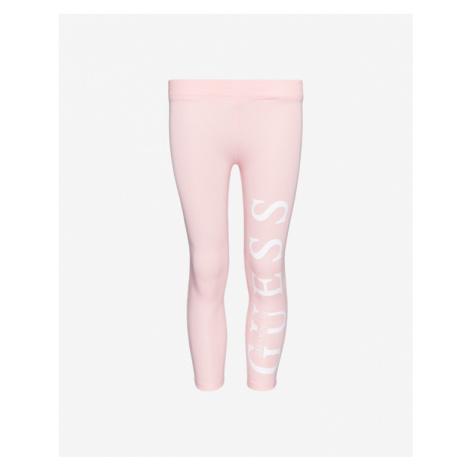 Guess Kids Leggings Pink