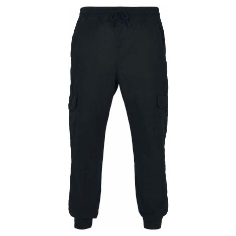 Urban Classics Military Jogging Bottoms Tracksuit Trousers black