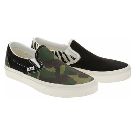 shoes Vans Classic Slip-On - Mismatch/Zebra/Camo