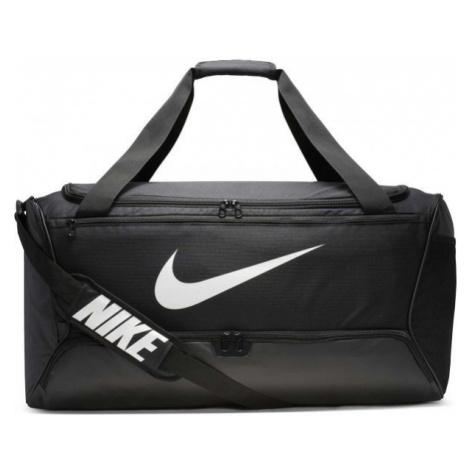 Nike BRASILIA L black - Sports bag