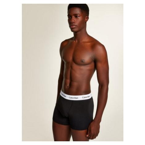 Mens Calvin Klein'S Black Trunks 3 Pack*, Black