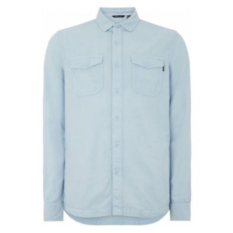 O'Neill LM TEMELPA L/SLV SHIRT blue - Men's shirt