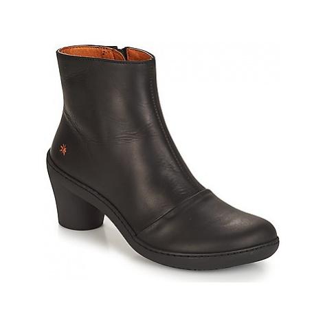 Art ALFAMA women's Low Ankle Boots in Black
