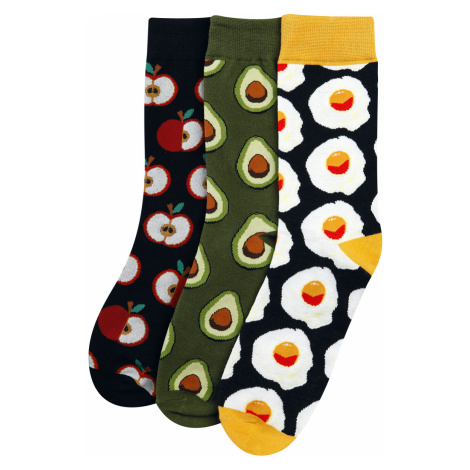 Forplay - Be a Star 3-Pack - Socks - multicolour
