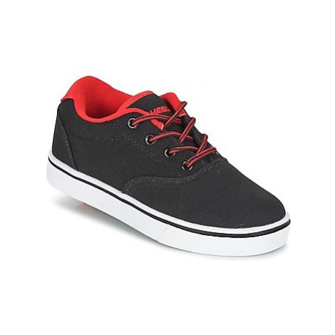 Heelys LAUNCH boys's Children's Roller shoes in Black