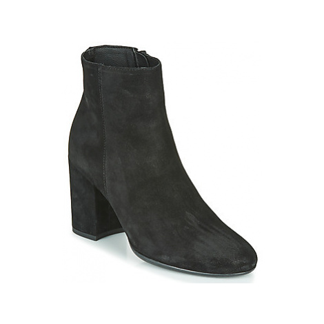 Hush puppies NOBANE women's Low Ankle Boots in Black