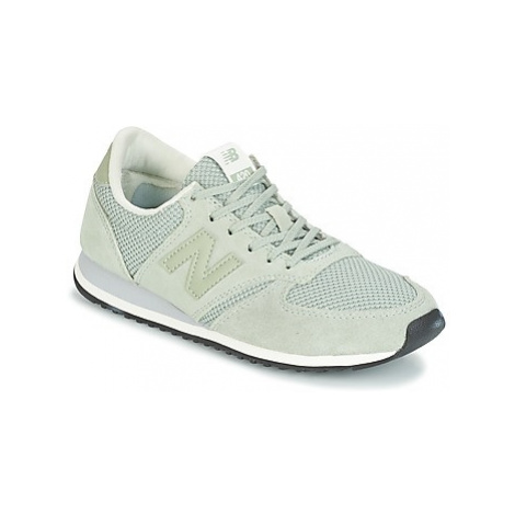 New Balance WL420 women's Shoes (Trainers) in Green