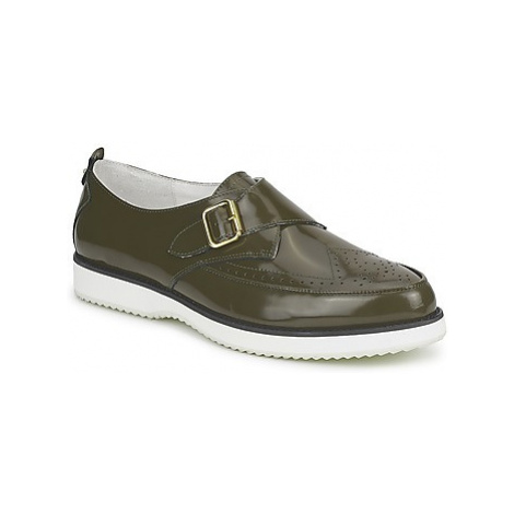 McQ Alexander McQueen 308658 women's Loafers / Casual Shoes in Green