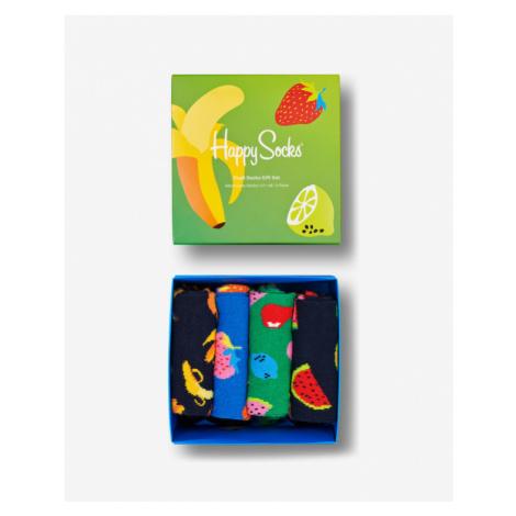 Happy Socks Fruit Socks 4 pairs Colorful
