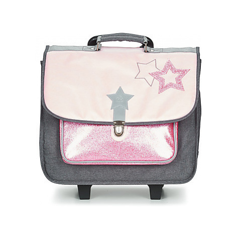Citrouille et Compagnie ECOLETTE girls's Children's Rucksack in Pink
