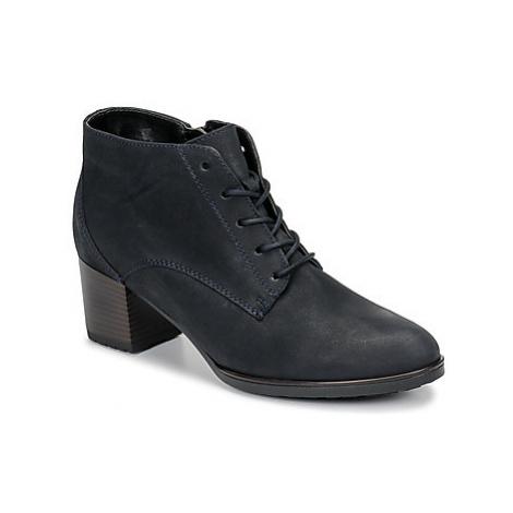 Ara 16915-77 women's Low Ankle Boots in Blue