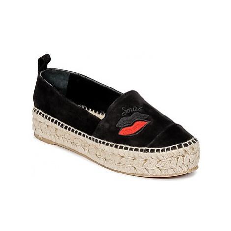 Sonia Rykiel 622305 women's Espadrilles / Casual Shoes in Black