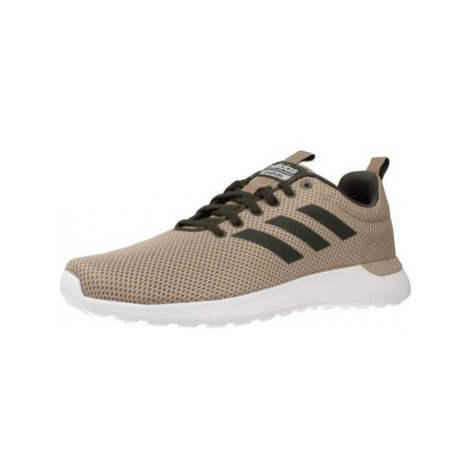 Adidas LITE RACER CLN men's Shoes (Trainers) in Brown
