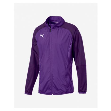 Puma Cup Sideline Woven Core Jacket Violet