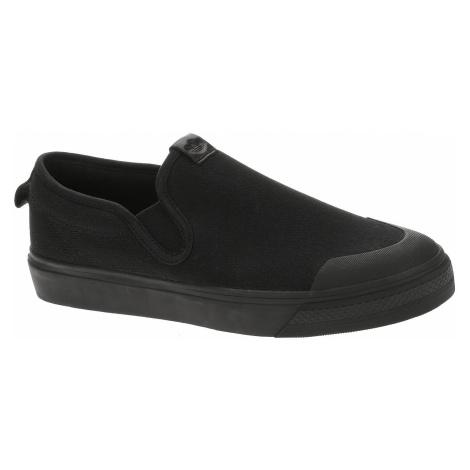 shoes adidas Originals Nizza Slip On - Black/Black/Black - men´s