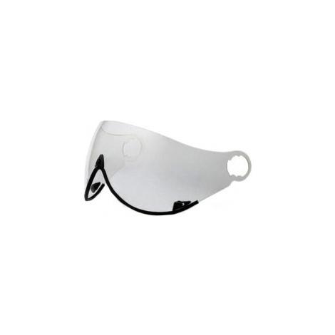 Grey ski helmets