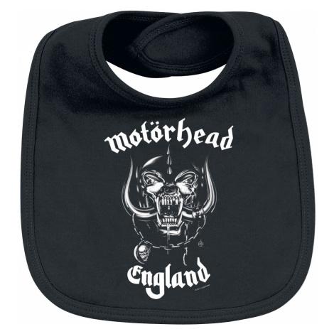 Motörhead England Bib black
