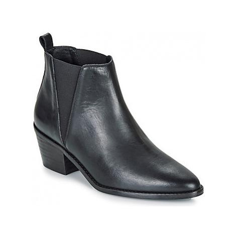 Castaner GABRIELA women's Mid Boots in Black Castañer