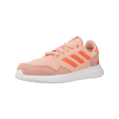 Adidas ARCHIVO women's Shoes (Trainers) in Orange