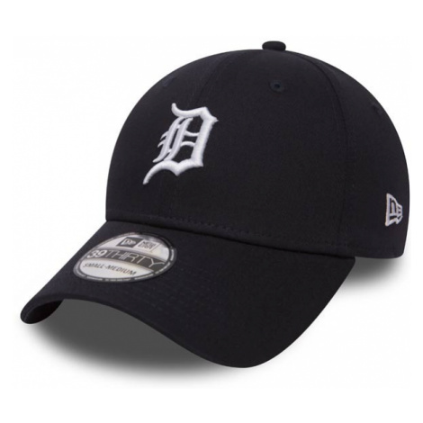 New Era 39thirty MLB League Basic Detroit Tigers Navy White