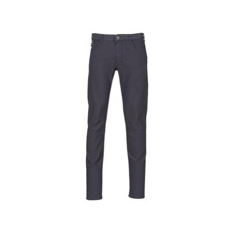 Emporio Armani TAMWALE men's Skinny Jeans in Blue