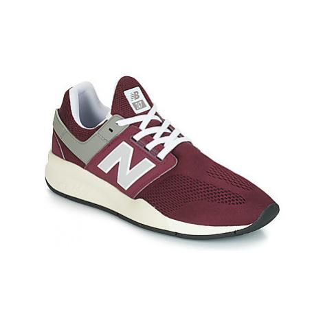 New Balance MS247 men's Shoes (Trainers) in Bordeaux