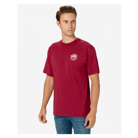 Vans Holder St Classic T-shirt Red
