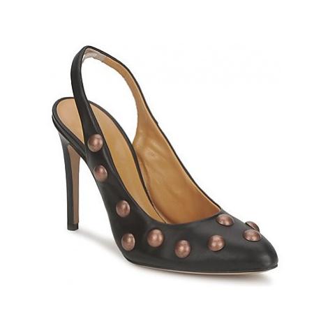 Keyté CANDY STILL women's Court Shoes in Black