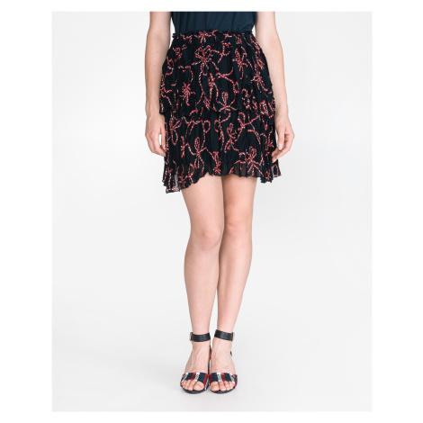Pinko Melia Skirt Black Blue