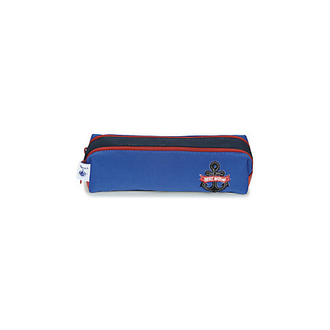Tann's ECUSSON boys's Children's Cosmetic bag in Blue