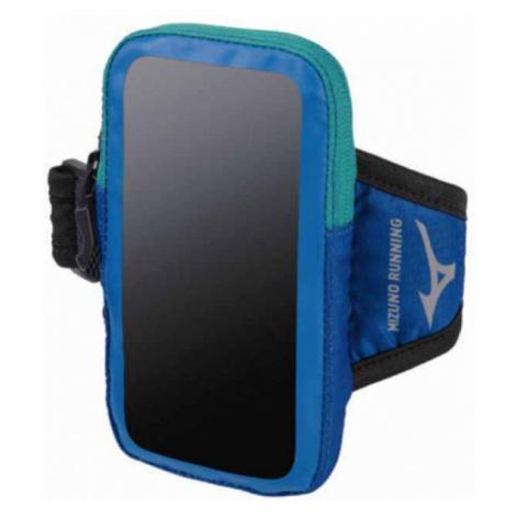 Mizuno RUNNING BACKPACK 10L blue - Runner's backpack