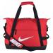 Nike ACADEMY TEAM S DUFF red - Sports bag