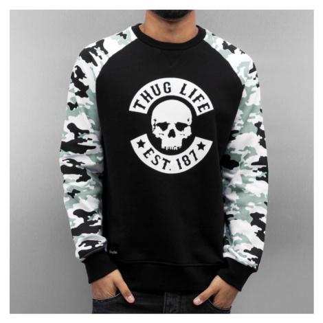 Thug Life Ragthug Sweatshirt Black