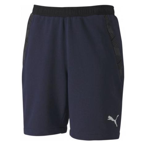 Puma TEAM FINAL 21 CASUALS SHORTS dark blue - Men's shorts