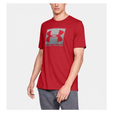 Men's UA Boxed Sportstyle Short Sleeve T-Shirt Under Armour
