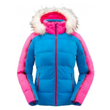 Spyder W FALLINE GTX INFINIUM blue - Women's jacket
