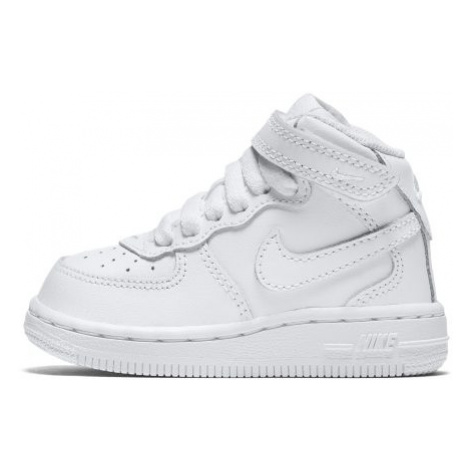 Nike Air Force 1 Mid Baby&Toddler Shoe - White