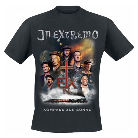 In Extremo - Kompass zur Sonne - T-Shirt - black