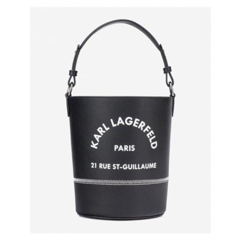 Karl Lagerfeld Rue St Guillaume Handbag Black