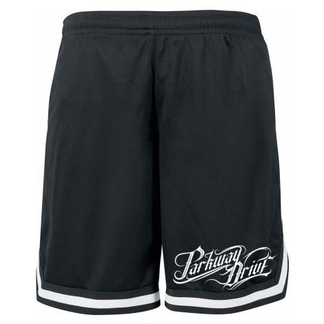 Parkway Drive - Logo - Shorts - black