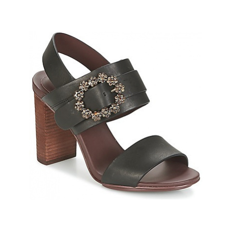 See by Chloé SB30123 women's Sandals in Black