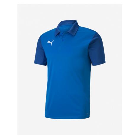 Puma teamGOAL 23 Polo T-shirt Blue