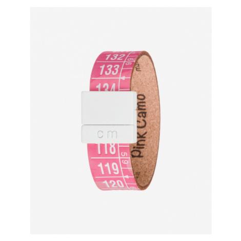 Il Centimetro Pink Camo Bracelet Pink