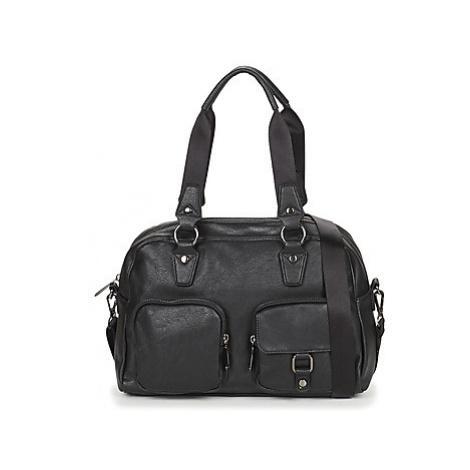 Nanucci 8079-NOIR women's Travel bag in Black