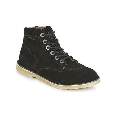 Kickers ORILEGEND women's Mid Boots in Black