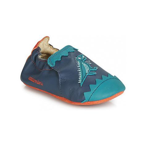 Catimini CADANO boys's Children's Slippers in Blue