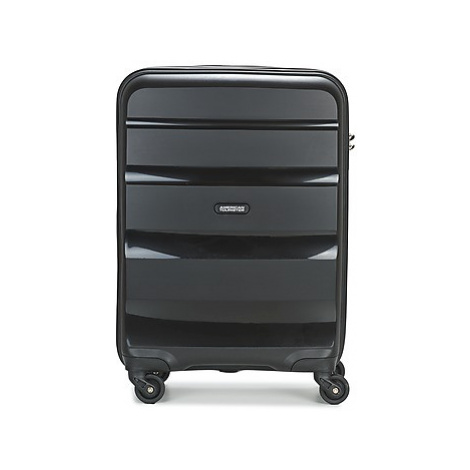 American Tourister BON AIR 55CM 4R men's Hard Suitcase in Black